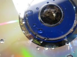 Blue CD - Canon
