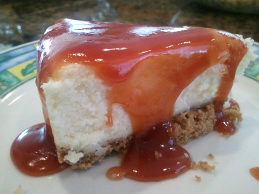 Guava Cheesecake. Yummy!!!