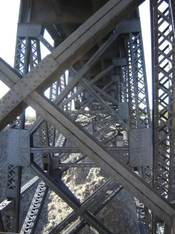 Bridge structure, Central Oregon