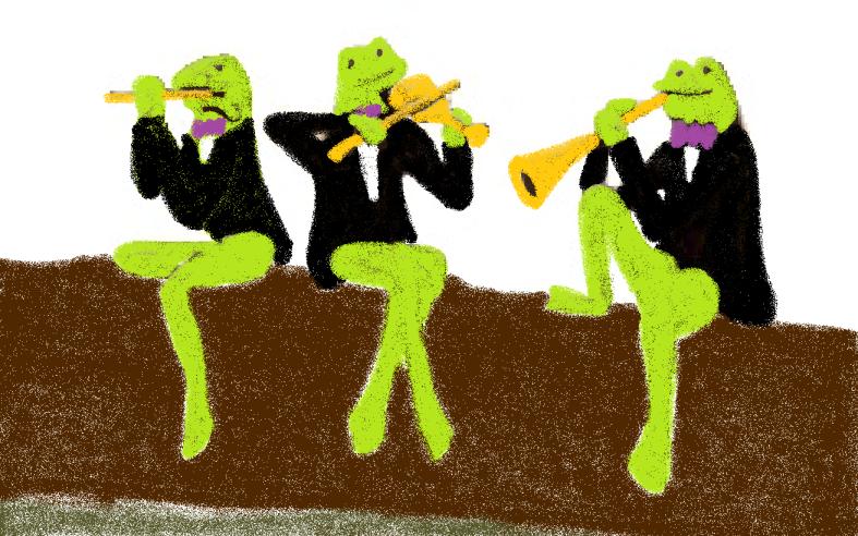 frogband