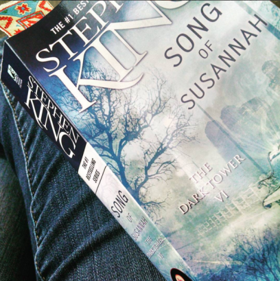January 7th, 2016 - I started book 6, Song of Susannah