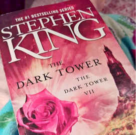 January 31st, 2016 - I started the last book of the series, The Dark Tower